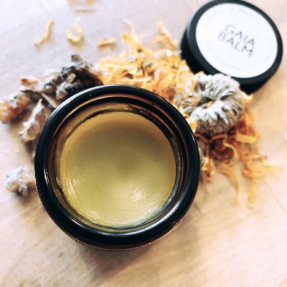 Healing Herbal Balms