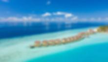 SAii Lagoon Maldives_Aerial Pool Shot 6.