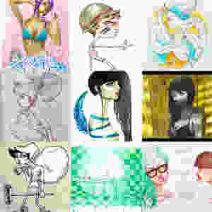 My artworks from 2012 - 2013