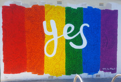 """YES"" by Miss E"
