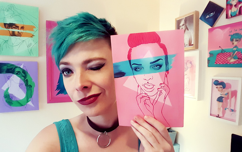 Get a free postcard from Miss E!