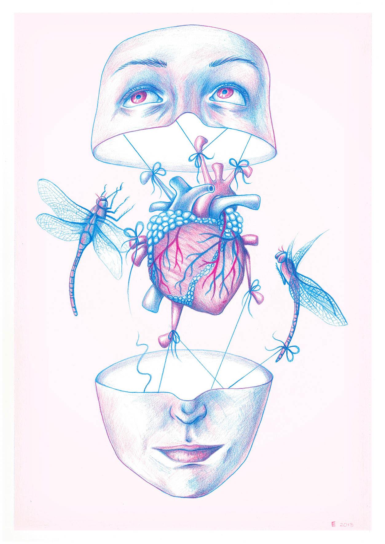 """Heart Strings"" by Miss E"