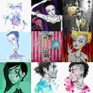 My artworks from 2013 - 2014