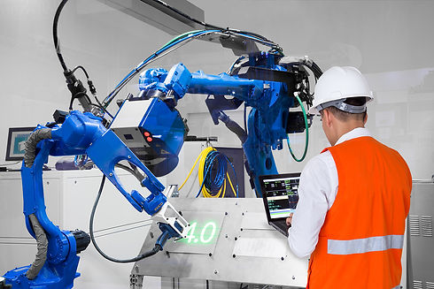 Robot Integration Service Mach Machines
