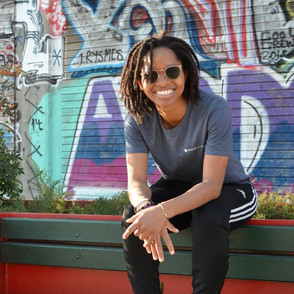 In Whitney's Shoes: Individually Strong. Communally Stronger