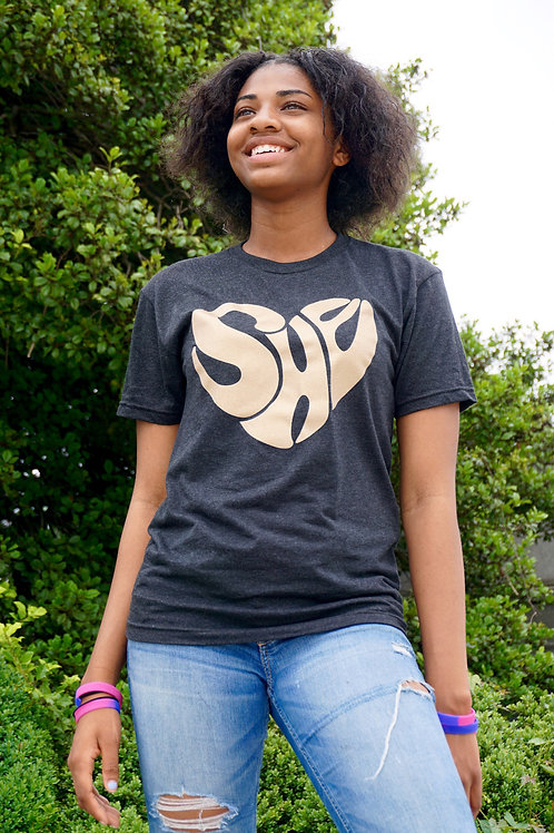 Heart of Gold Tee