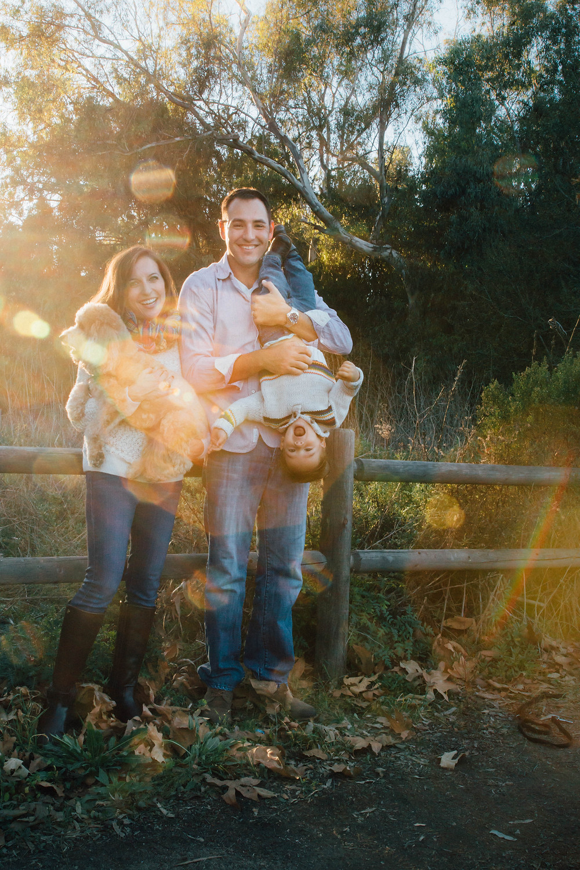 Family Lifestyle Portrait Encinitas