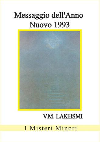 Messaggio Anno Nuovo1993