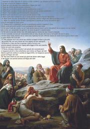 Sermone della Montagna