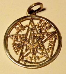 Pentagramma Ciondolo
