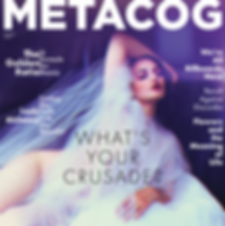 Metacog Magazine Issue 2 Lady Alchemy