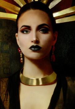 Lady Alchemy Byzantium by Martina Markota Magnum Opus Prodcutions LLC
