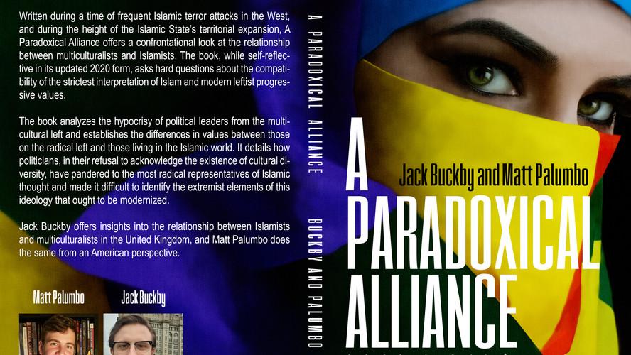 A Paradoxical Alliance book cover