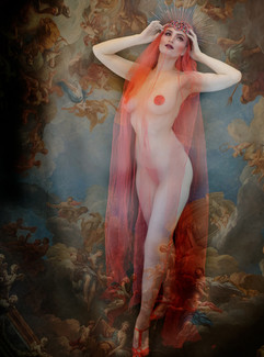 Lady Alchemy by Martina Markota Magnum Opus Prodcutions LLC