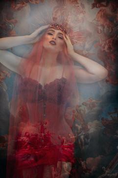 Lady Alchemy Rococco by Martina Markota Magnum Opus Prodcutions LLC