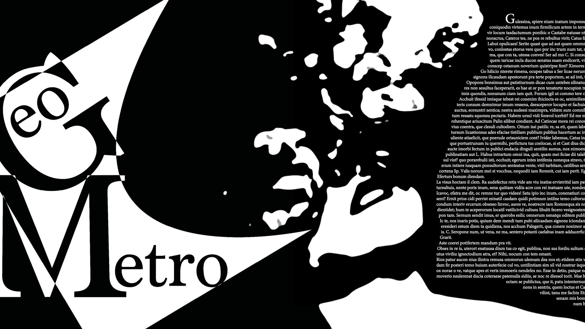 Geo Metro for Virtus Liber