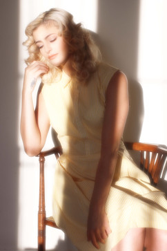 Happy Yellow Dress Magnum Opus Productions LLC Martina Markota