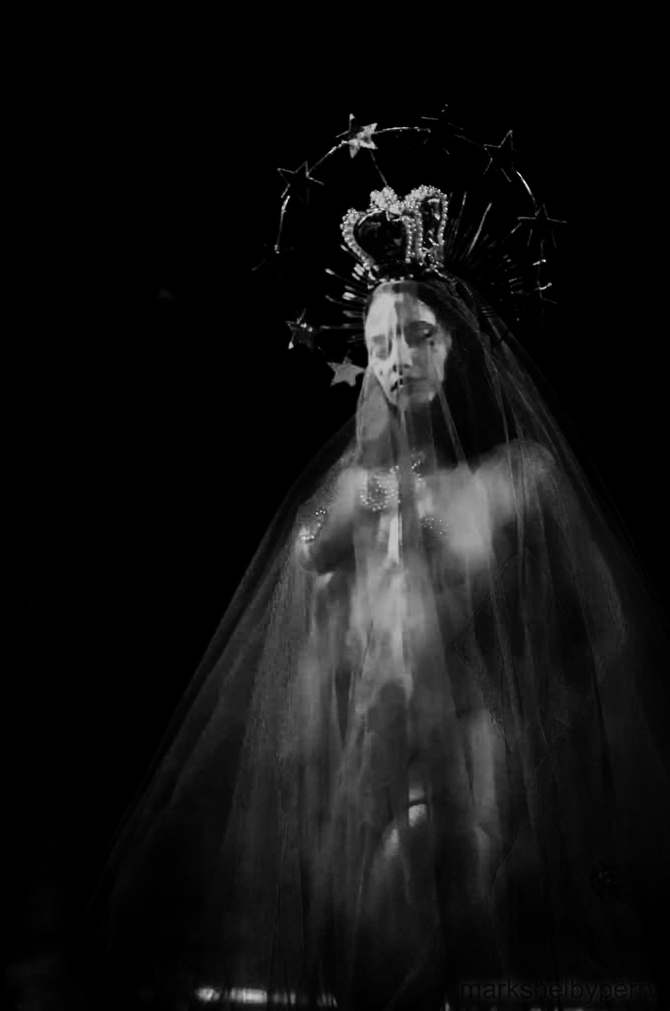 Lady Alchemy Virgin Mary