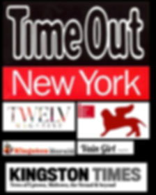 Lady Alchemy timeout newyork twelv magazine venice film festival kigston herald vain girl kingston times