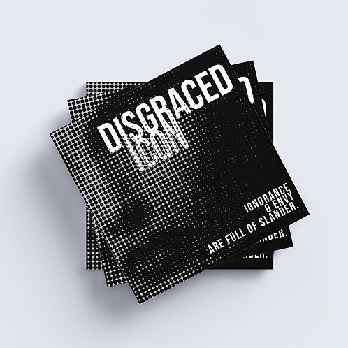 Disgraced Icon Book