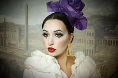 Lady Alchemy Clown World by Martina Markota Magnum Opus Prodcutions LLC