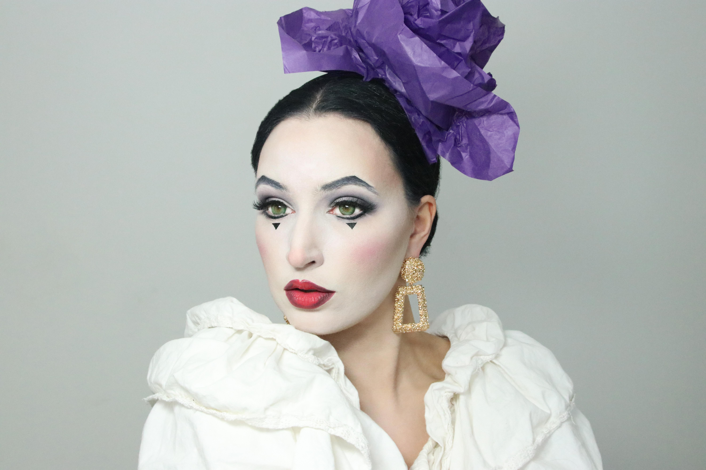 clownworld portrait