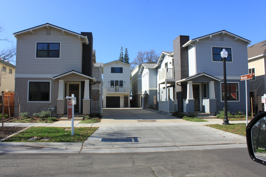 Single Family Townhomes