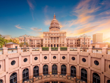 30 Minutes = Understanding the 2021 TX Legislative Session