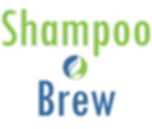 Shampoo Brew Logo transparent background