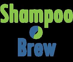Shampoo Brew Logo transparent background