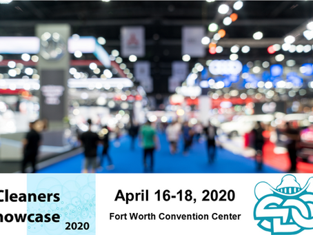 More Perks for Exhibitors at 2020 Cleaners Showcase