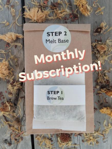 Shampoo Brew Monthly