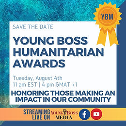 Young Boss Humanitarian Awards