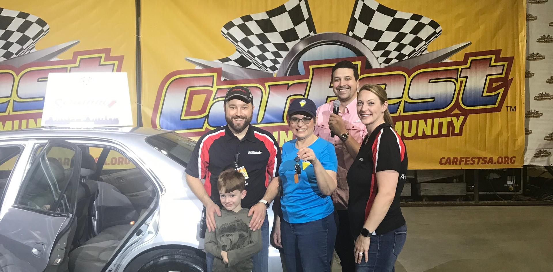 Car Winner!