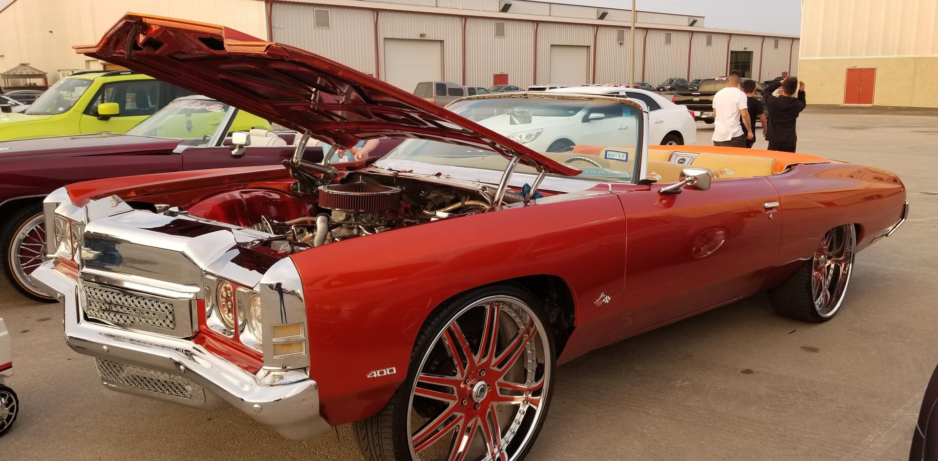 Red Car at FNL
