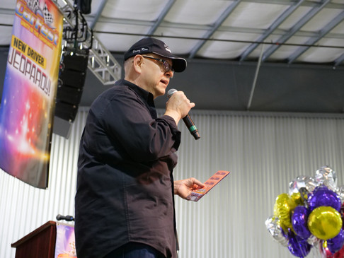 Dave Rios - Host