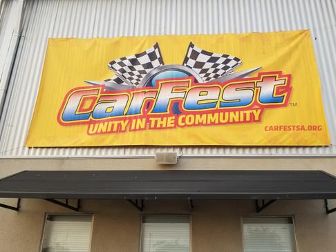 Carfest Banner