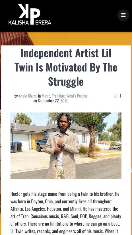 Lil Twin Live Interview With Kalisha Perera