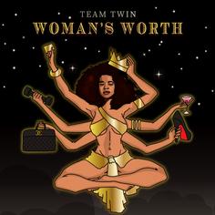Lil Twin - Woman's Worth (Single)