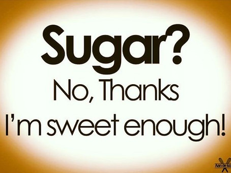 Life gets better with less sugars