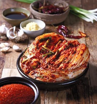 The Origin of Dubu and Kimchi