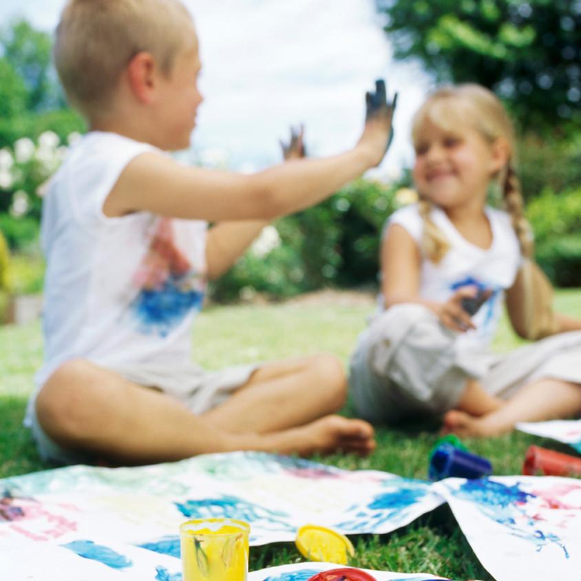 Preschool Camp: AUGUST 18-20