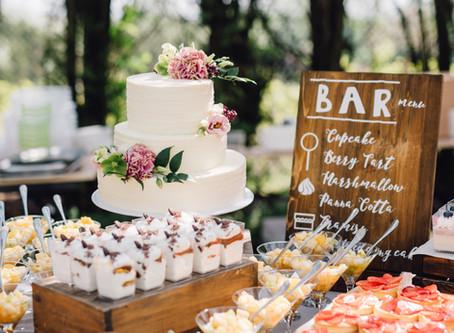 Wedding Sweets Table!