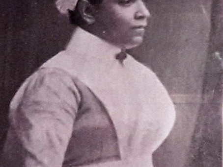Inspirational Black nurses : Annie 'Nurse Ophthalmic' Brewster