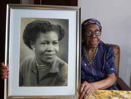Pioneering Black nurse Dzagbele Matilda Asante
