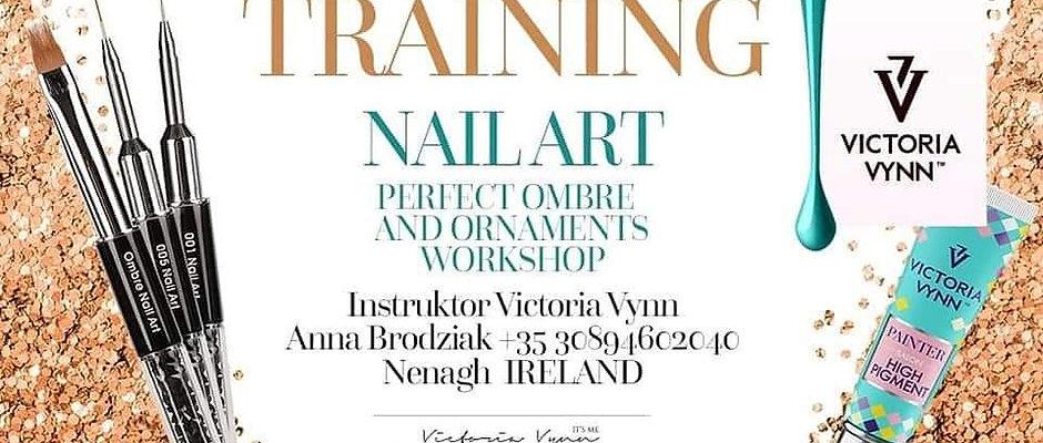 NAIL ART PERFECT OMBRE ORNAMENTS DEPOSITE