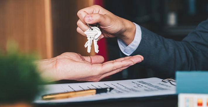 Handing-over-the-keys-your settlement-da