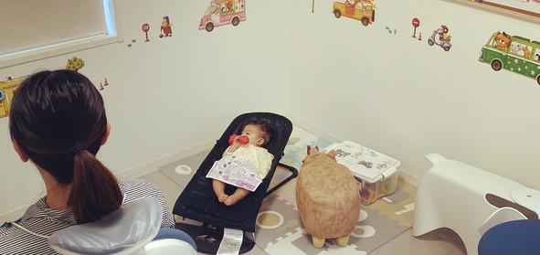 親子で歯医者さん