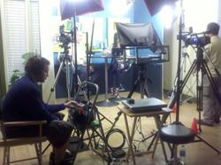 3 Cam Studio Shoot