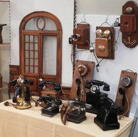Téléphones & Maquette de Porte